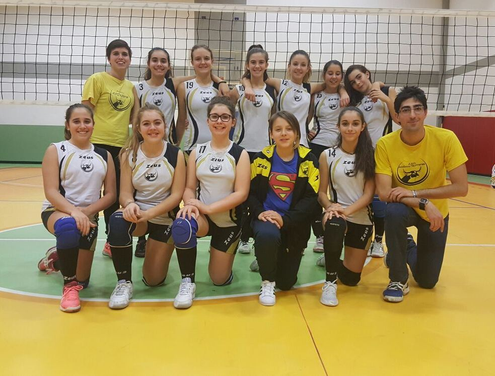 Volley: sconfitta dalla Folgore