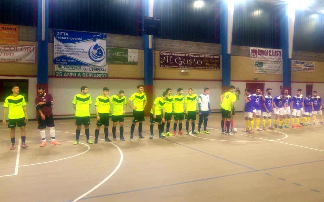 Coppa Piemonte C, riscatto con il Real Mirafiori
