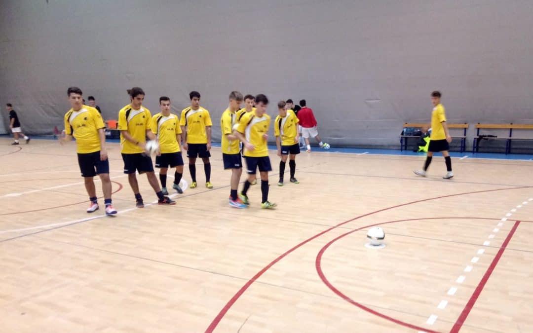 U19: prima sconfitta stagionale