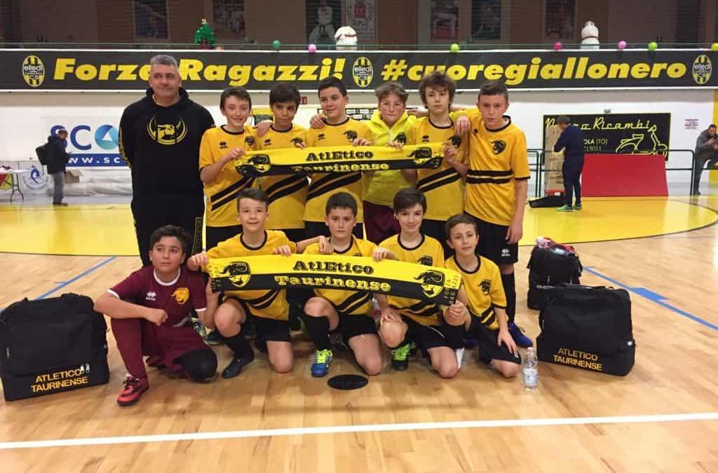 Anche l'AtlEtico al Futsal Day