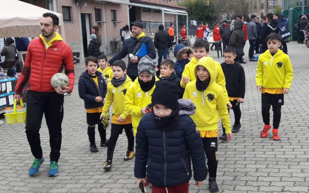 Primi Calci: Coppa Carnevale… SI VA IN FINALE!!!!