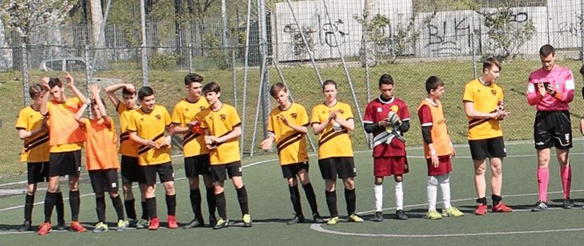 U15: CHIUSURA DI CAMPIONATO IN DISCESA